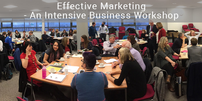 Effective Marketing - An Intensive Business Workshop