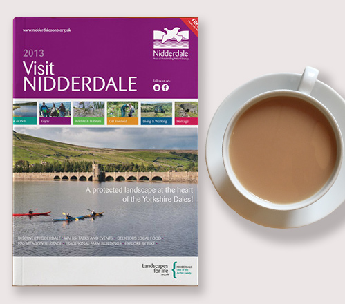 Nidderdale Web Design, Branding, Signage and Brochure Design