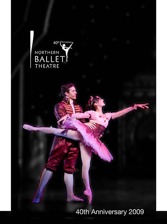 Northern Ballet Brochure