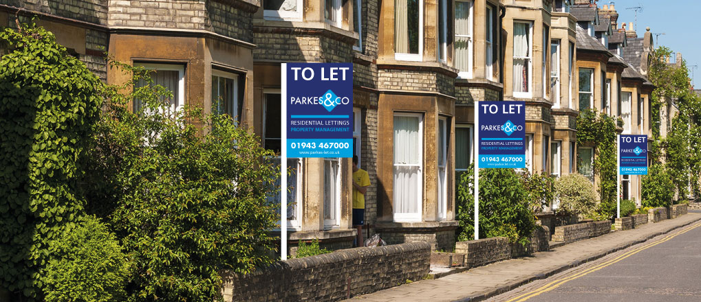 Parkes and Co To Let Boards