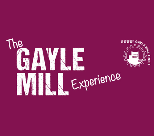 Gayle Mill Trust purple Logo